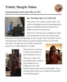 thumbnail of 5.14.17 Steeple Notes