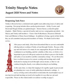thumbnail of August 2020 Steeple Notes-rev